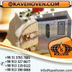 دستگاه فر شیرینی پزی خانگی مدل KF1800