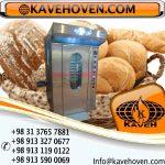دستگاه فر پخت نان نیمه حجیم ساخت کهن فرکاوه ۰۹۱۳۳۲۷۰۶۷۷