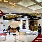 غرفه سازی در تهران و ساخت غرفه نمایشگاه بین المللی