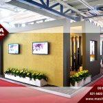 غرفه سازی نمایشگاه های تخصصی داخلی و خارجی