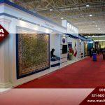 غرفه سازی و غرفه آرایی نمایشگاه ابزار تبلیغات