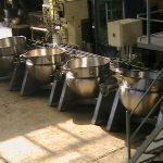 طراحی و ساخت انواع دیگهای پخت معمولی و تحت خلاء (اواپراتور)