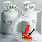کپسول فوم پلی یورتان (عایق صوتی و عایق حرارتی )